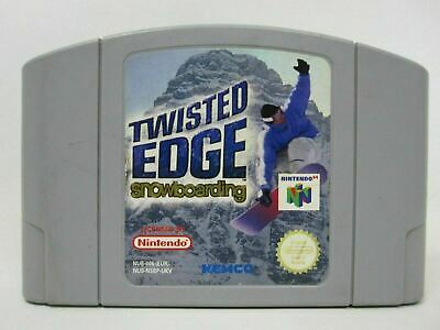 Twisted Edge Snowboarding - N64 Nintendo 64 (PAL) Game Cart-Only