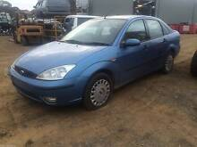 FORD FOCUS MANUAL LR 03 1.8, 5 SPEED GEARBOX. Bacchus Marsh Moorabool Area Preview