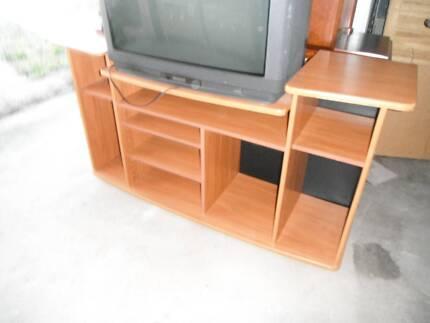 TV storage unit Combination