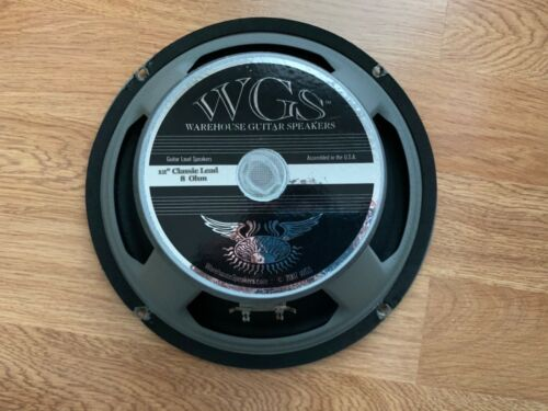 "Warehouse WGS 12"" Classic Lead 8 ohm 80 watts Guitar Speaker"
