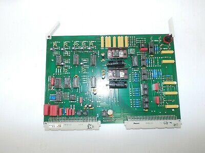 Avl Analog Board 995sa02 From Avl 995 Automatic Blood Gas Analyzer