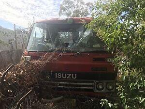 Damaged Isuzu tipper Cootamundra Cootamundra Area Preview