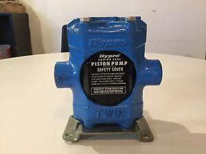 Pompe à piston hypro