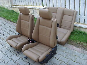 Bmw E30 Replacement Seat Covers