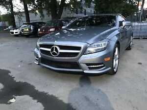 CLS550 2012 Mint Condition with Warranty!