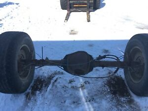 04-08 Rebuilt f150 rear axle