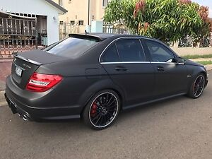 Mercedes Benz c 63 Amg Newcastle Newcastle Area Preview