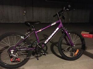 Bicyclette CCM pour filles