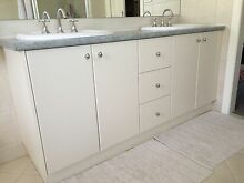 Double Bathroom Vanity 1800 with taps Hillside 3037 Melton Area Preview
