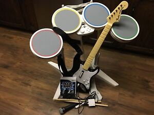 Wii Rock Band Game