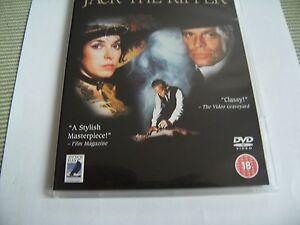 Jack The Ripper ( DVD,2004 ) Jess Franco.. Klaus Kinksi .. Freepost.