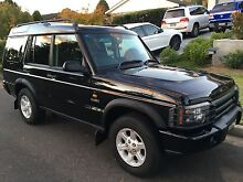 2004 Land Rover Discovery 7 Seat with Custom Leather Kellyville The Hills District Preview
