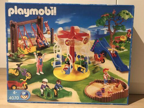 Playmobil Spielplatz 4070; komplett; gebraucht; Super Zustand!!!