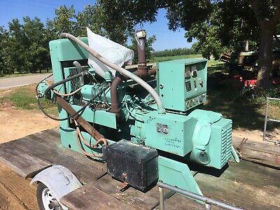 Onan 50 Kw Propane Generator