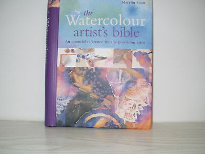 Artists Book the Watercolour bible