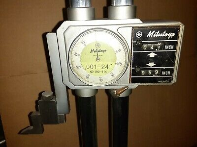 Mitutoyo 192-114 Digital Height Gage 24 - 15936