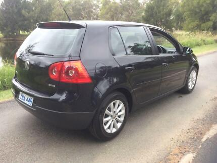 2009 VW Golf Edition Automatic with Full Service History Mitchell Gungahlin Area Preview
