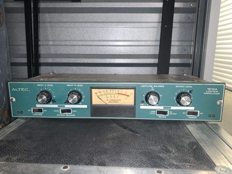 Altec lansing 1612a Amplifier