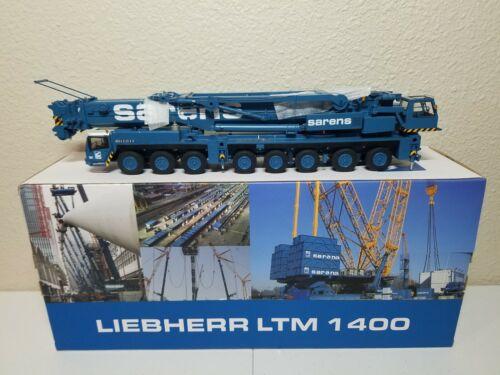 Liebherr LTM1400 Mobile Crane - Sarens - YCC 1:50 Scale Model #YC790-2