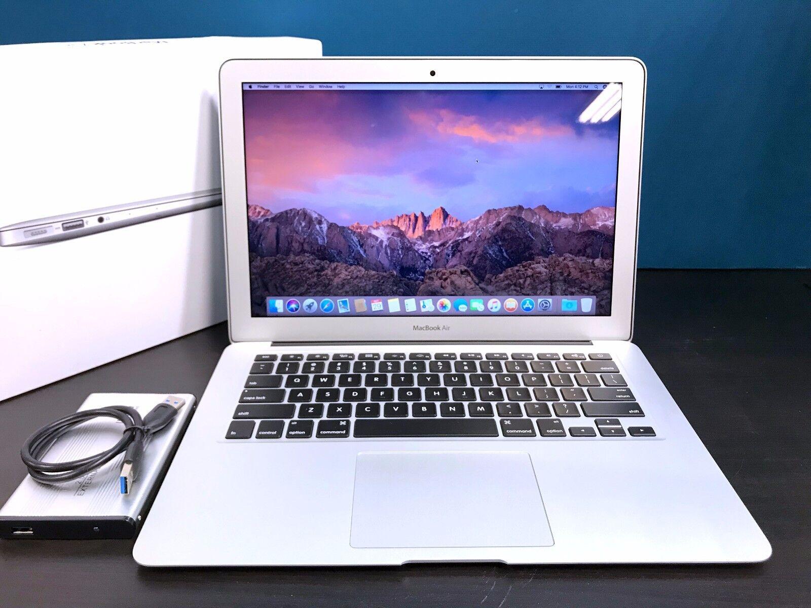 "APPLE MacBook Air 13"" / 2.8GHz CORE i5 TURBO / 4GB RAM / 512GB+ SSD / OS-2017"