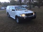2012 Toyota Hilux Turbo diesel dual cab Ute Port Sorell Latrobe Area Preview