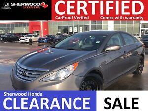 2011 Hyundai Sonata GLS| REMOTE START|HEATED SEATS|BLUETOOTH