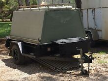 Trailer -  Extra Large '7 x 5' Trade/Camping Trailer Sandringham Bayside Area Preview
