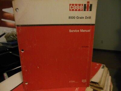 Case Ih 8500 Grain Drill Service Manual