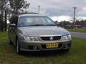 2005 Holden Berlina Wagon Albury Albury Area Preview