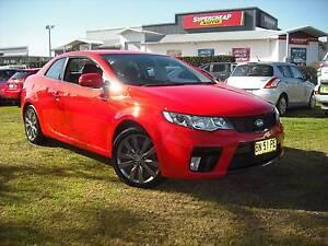 2011 Kia Cerato Coupe Mudgee Mudgee Area Preview