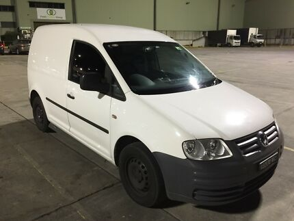 2011 Volkswagen Caddy Van—- perfect car with 1 year rego