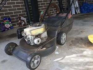 Talon 4 stroke mower Rouse Hill The Hills District Preview