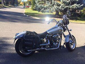 Harley Davidson 2003 Anniversary Deuce.