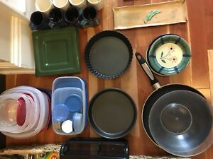 Kitchenwares and other housewares