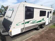 2013 Coromal Element 612 19' Caravan Bungalow Cairns City Preview