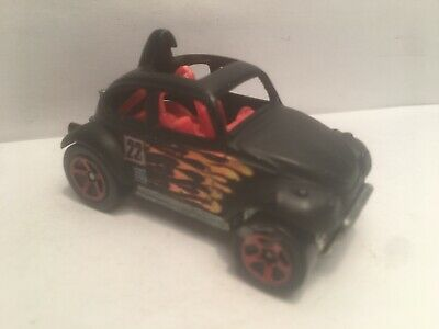 Hot Wheels Volkswagen Beetle BAJA BUG 1:64 Scale (FREE P&P UK ONLY) Circa 1983