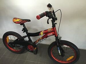Boys 40cm bike red & black Kingsford Eastern Suburbs Preview