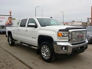 2015 Gmc SIERRA 2500HD SLE GAS V8|4X4|LONG-BOX|BACK-UP.CAM|20-IN