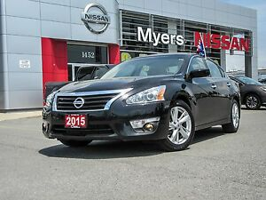 2015 Nissan Altima Sv, INTELLIGENT KEY TECHNOLOGY, BACK UP CAMER