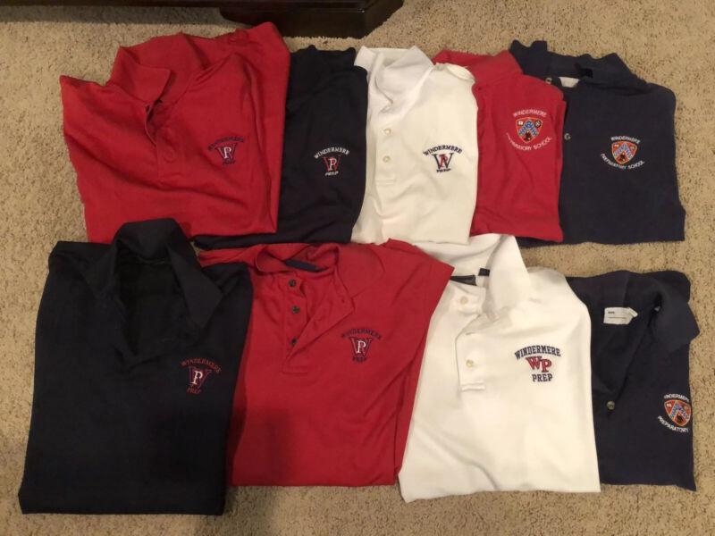 Windermere Prep School Various Uniforms