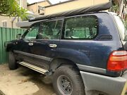 1999 Toyota Landcruiser FZ105R GXL Cooks Hill Newcastle Area Preview