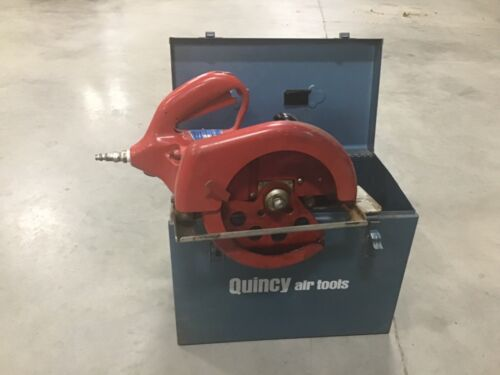 Quincy 7 1/4 air circular saw