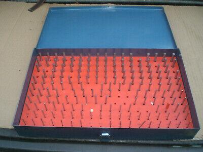 Fowler Pin Gage Set  .061 To ..250