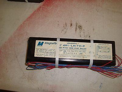Used Magnetek Universal 481 Lh Tc P Ballast Free Shipping