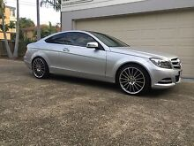 2012 Mercedes-Benz C250 Coupe Coorparoo Brisbane South East Preview