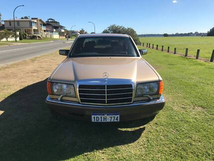 1988 Mercedes 420SEL - Gen 2 W126 Fremantle Fremantle Area Preview