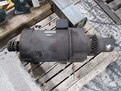 Allen-bradley Dc Motor Wge Tachometer Generator M01243 25hp 17503000rpm Used