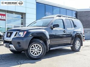 2015 Nissan Xterra S AWD|1 OWNER|FOG|BACKUP CAM|BLUETOOTH|4.0L V6
