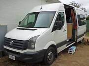 Motorhome, sleeps 2, VW Crafter. St Marys Mitcham Area Preview