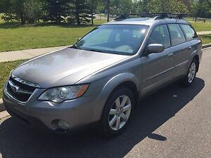 2008 Subaru Outback 2.5i Limited Leather Edition